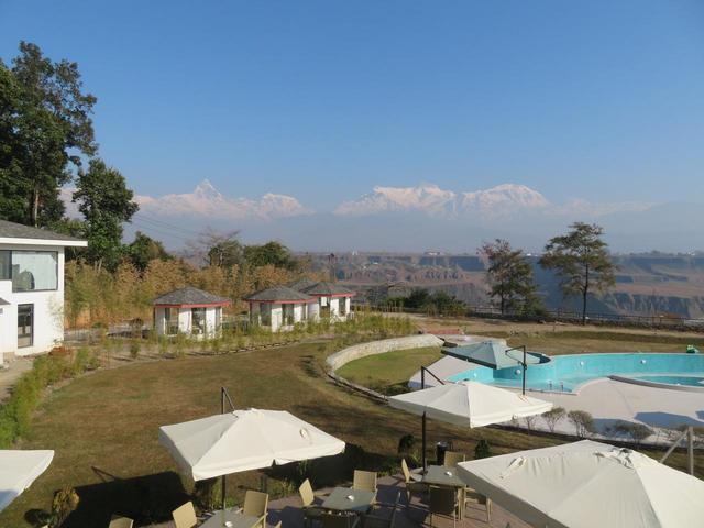 画像: 山岳リゾートホテル・「マウンテングローリー」に2連泊(同行添乗員撮影)