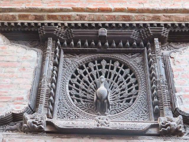 画像: 孔雀の窓(同行添乗員撮影)