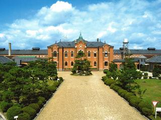 画像: 旧奈良監獄 中庭(イメージ)