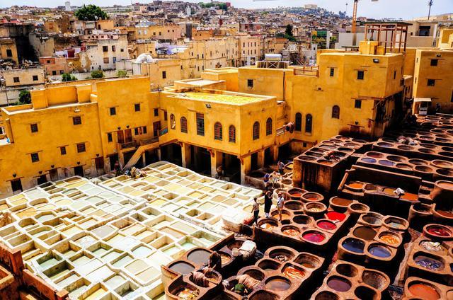 画像: 世界遺産フェズ旧市街 タンネリ(イメージ)