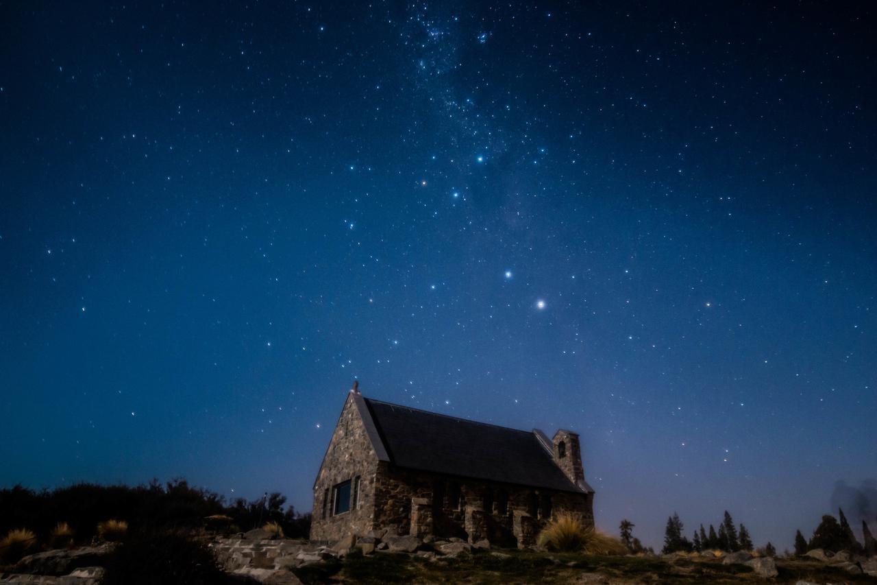 画像: 世界遺産登録申請中・テカポの星空