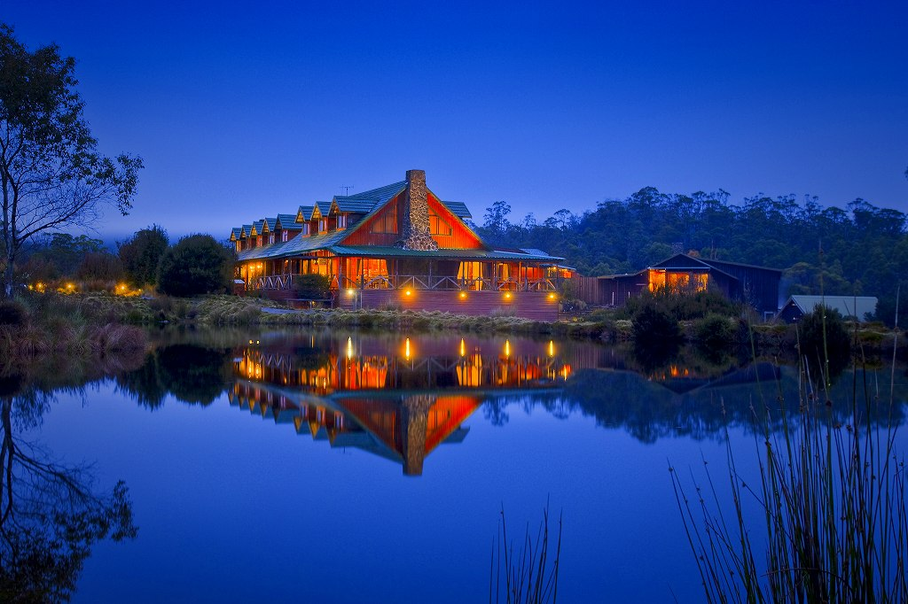 画像: クレイドルマウンテンロッジ(c)Tourism Tasmania