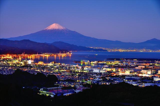画像: お客様撮影:静岡県在住 山本武正様の作品(日本平からの夜景)