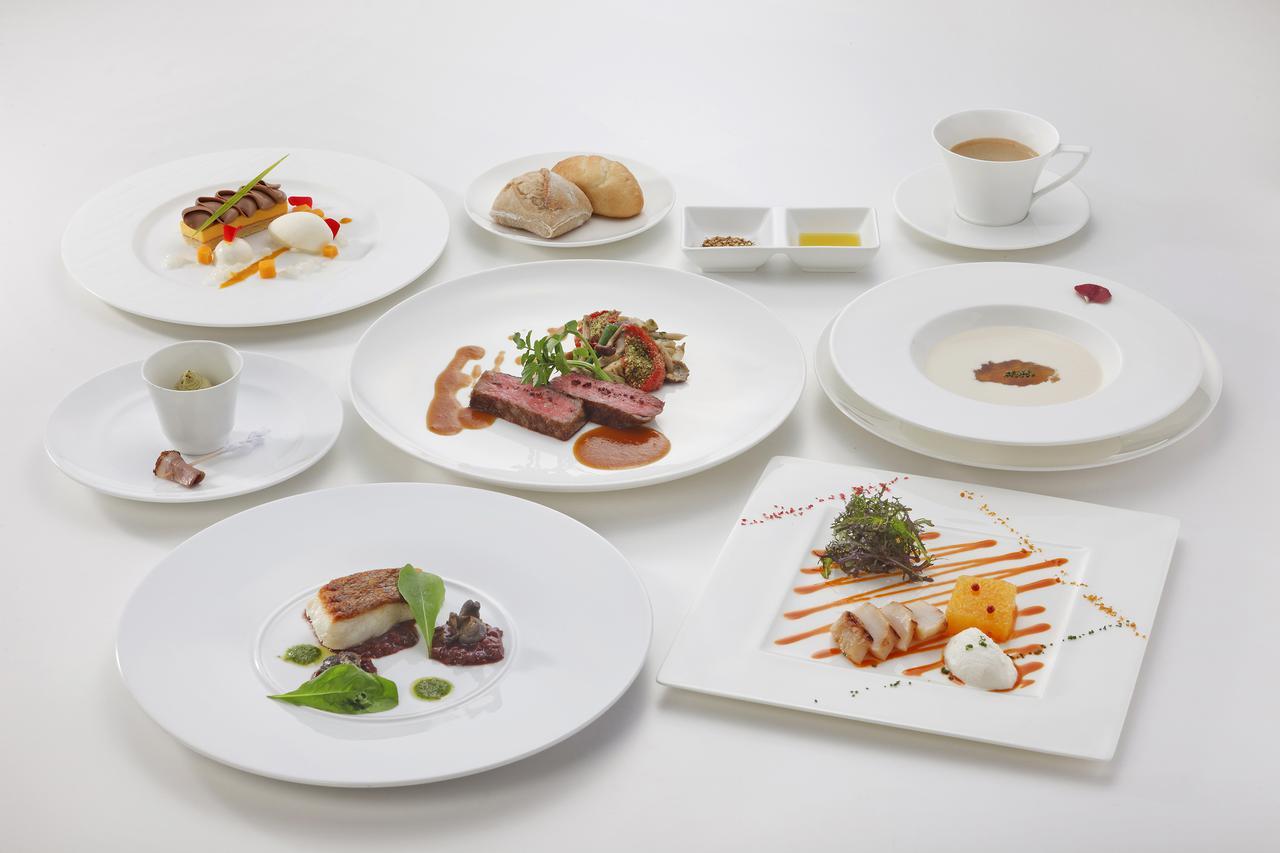 画像: フランス料理(イメージ)