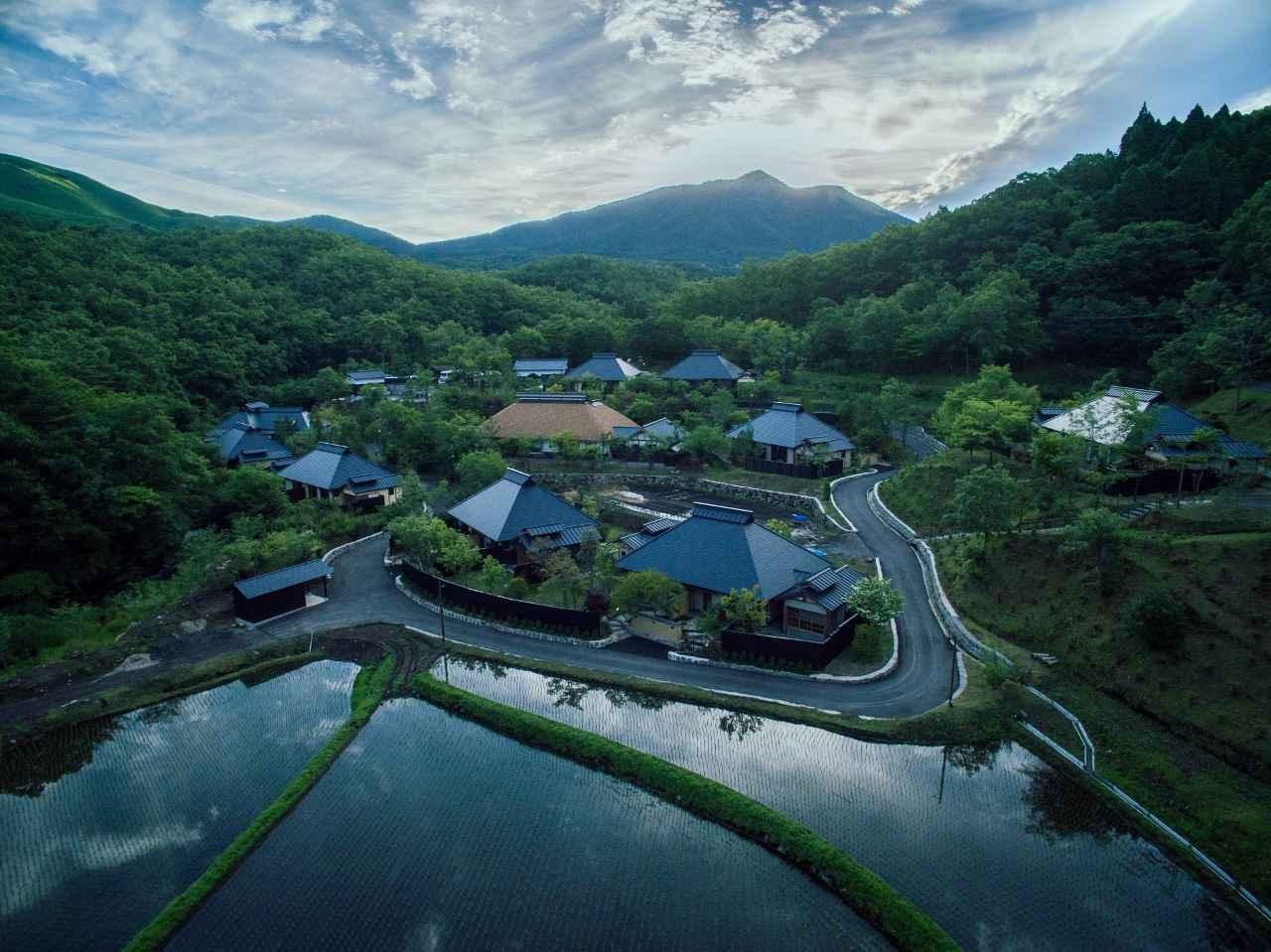 画像: 深山山荘 全景(イメージ)