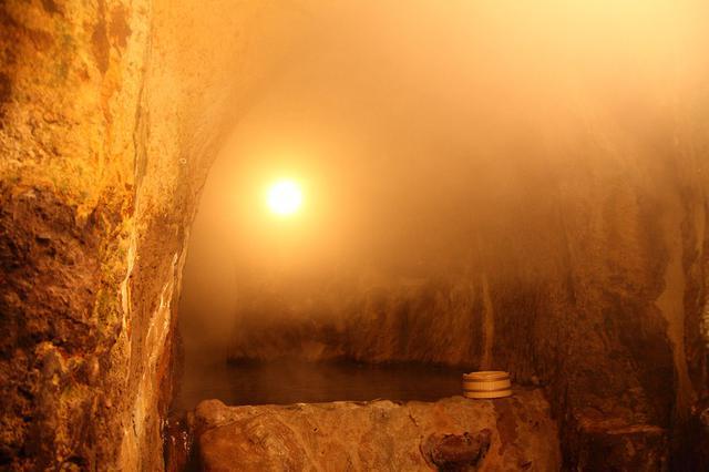 画像: 新明館 洞窟風呂(イメージ)