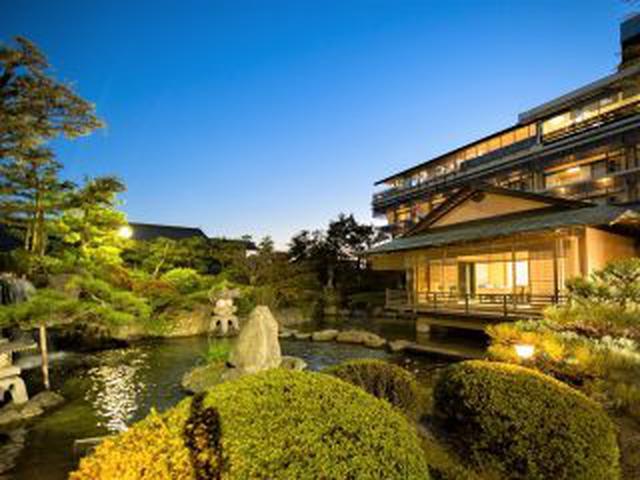 画像: 日本庭園(イメージ)