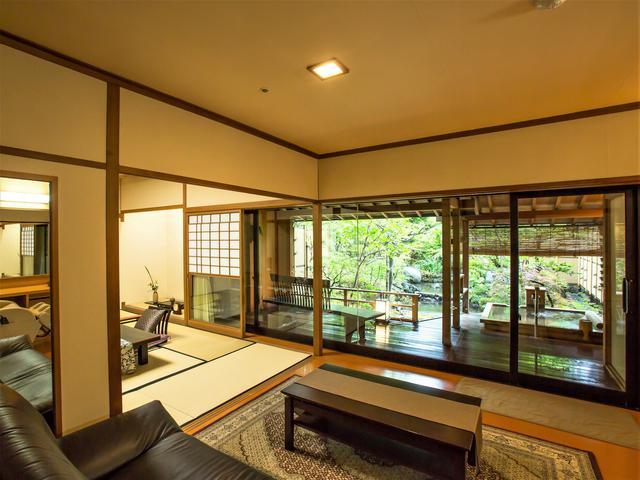 画像: 1階ガーデンスイート和室(イメージ)