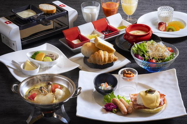 画像: 洋朝食(一例/イメージ)