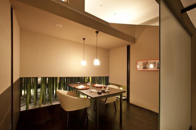画像: 半個室のお食事処(一例/イメージ)