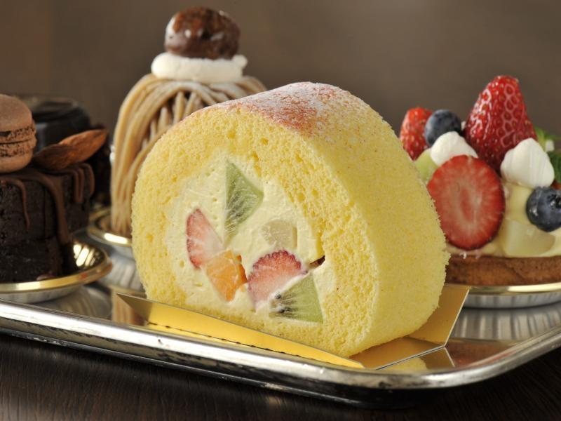 画像: 種類豊富なケーキ(イメージ)
