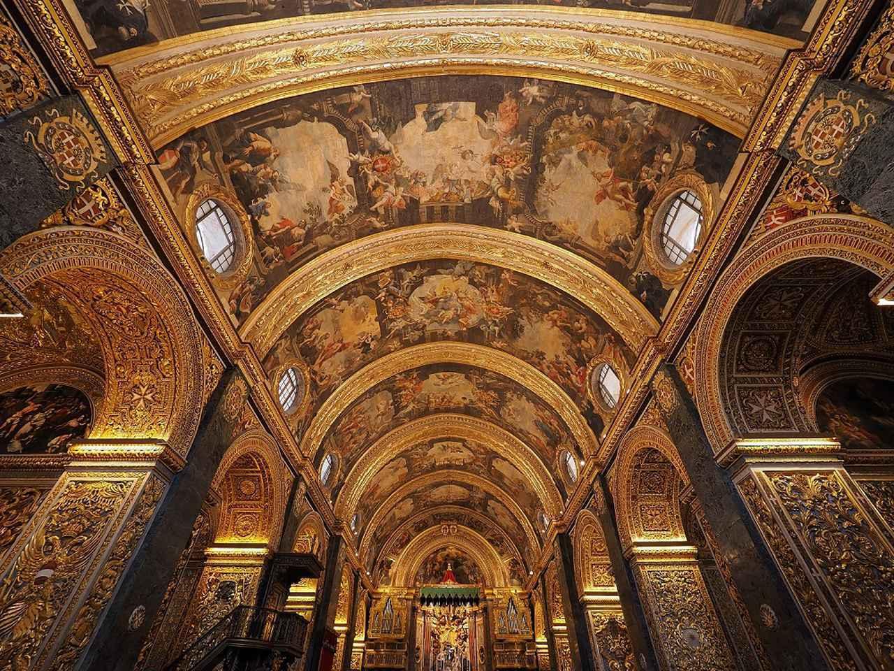 画像: 聖ヨハネ大聖堂(イメージ)