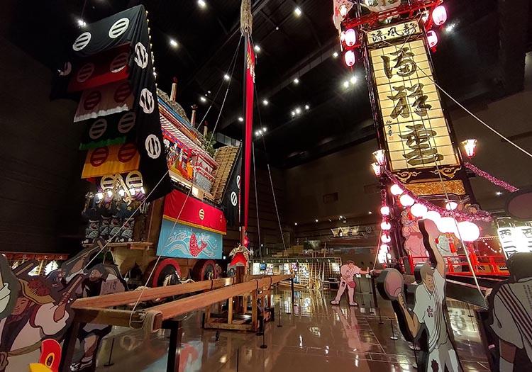 画像: 和倉温泉お祭り会館(イメージ)