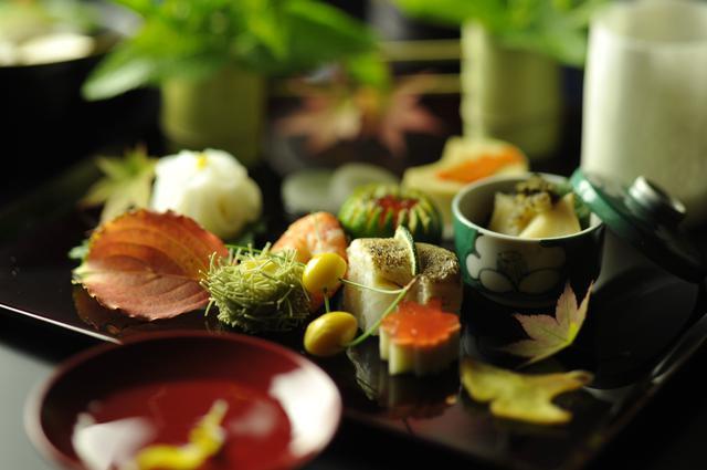 画像: 会席料理 一例(イメージ)