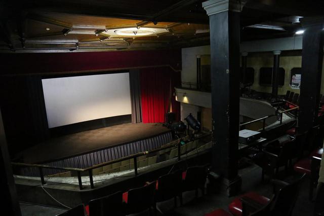 画像: 日本最古の映画館「高田世界館」