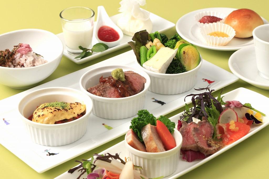 画像: おいしさはもちろん、見た目にも美しく仕上げられた洋食も好評です(イメージ)