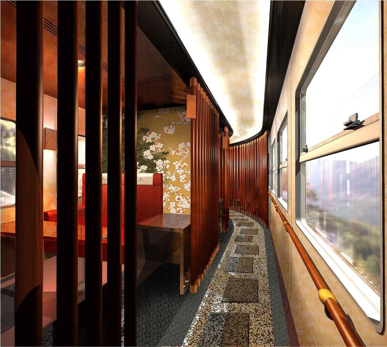 画像2: 日本を駆ける美しき『観光列車』と郷愁を誘う『ローカル線』の旅<ロイヤル・グランステージ>