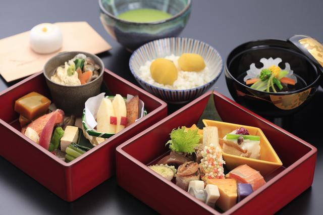 画像: 季節感あふれる和食(イメージ)