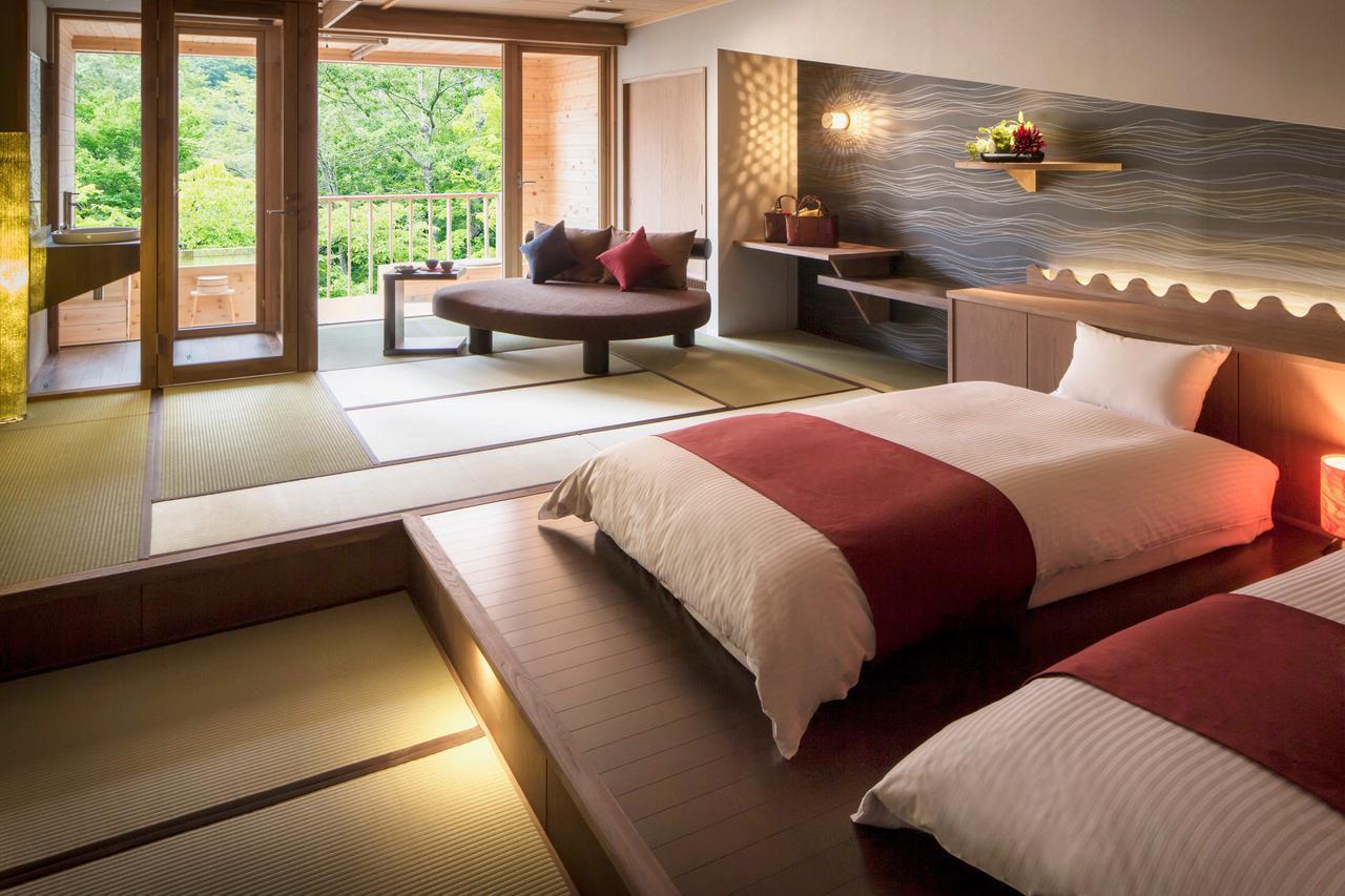 画像1: 客室(イメージ/星野リゾート様ご提供)