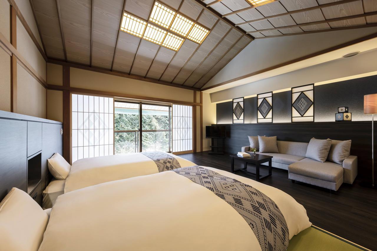 画像2: 客室(イメージ/星野リゾート様ご提供)