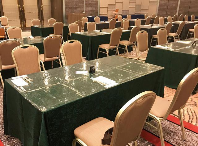画像: 朝食会場(イメージ/添乗員撮影)