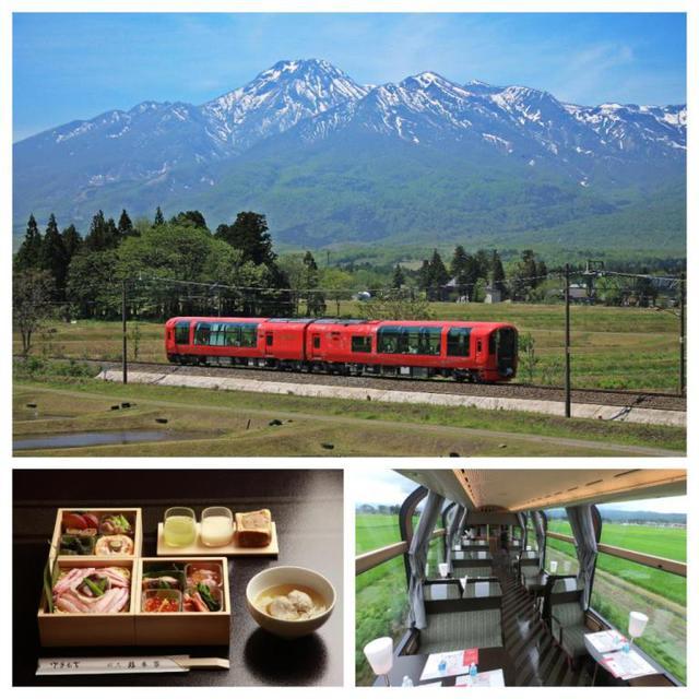 画像: 『「雪月花」・「ろくもん」・「ワインバレー列車」春景色を巡る上越・しなの列車旅 3日間』<四季の華・独楽の旅人/19名様以下>|クラブツーリズム