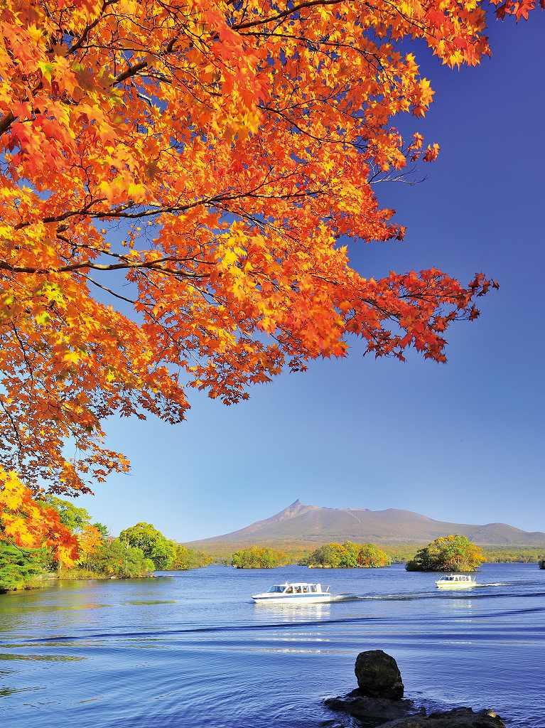 画像: 『「望楼NOGUCHI函館」「ザ・ウィンザーホテル洞爺」 美しき道南の紅葉を愛でる3日間』<四季の華/19名様以下> クラブツーリズム
