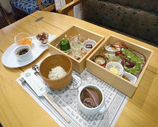 画像: 長良川鉄道 昼食(イメージ)