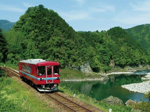 画像: 長良川鉄道(イメージ)
