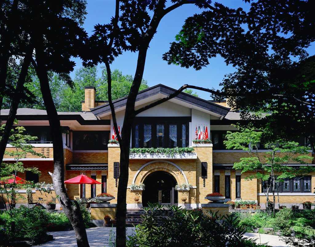 画像: ラ・ネージュ東館 外観(イメージ) クラシック感のあるかわいい建物!