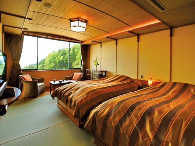 画像: 二人静 <06173>本邸 客室(イメージ) 和創匠・松葉啓氏プロデュースによりリニューアルした客室です。