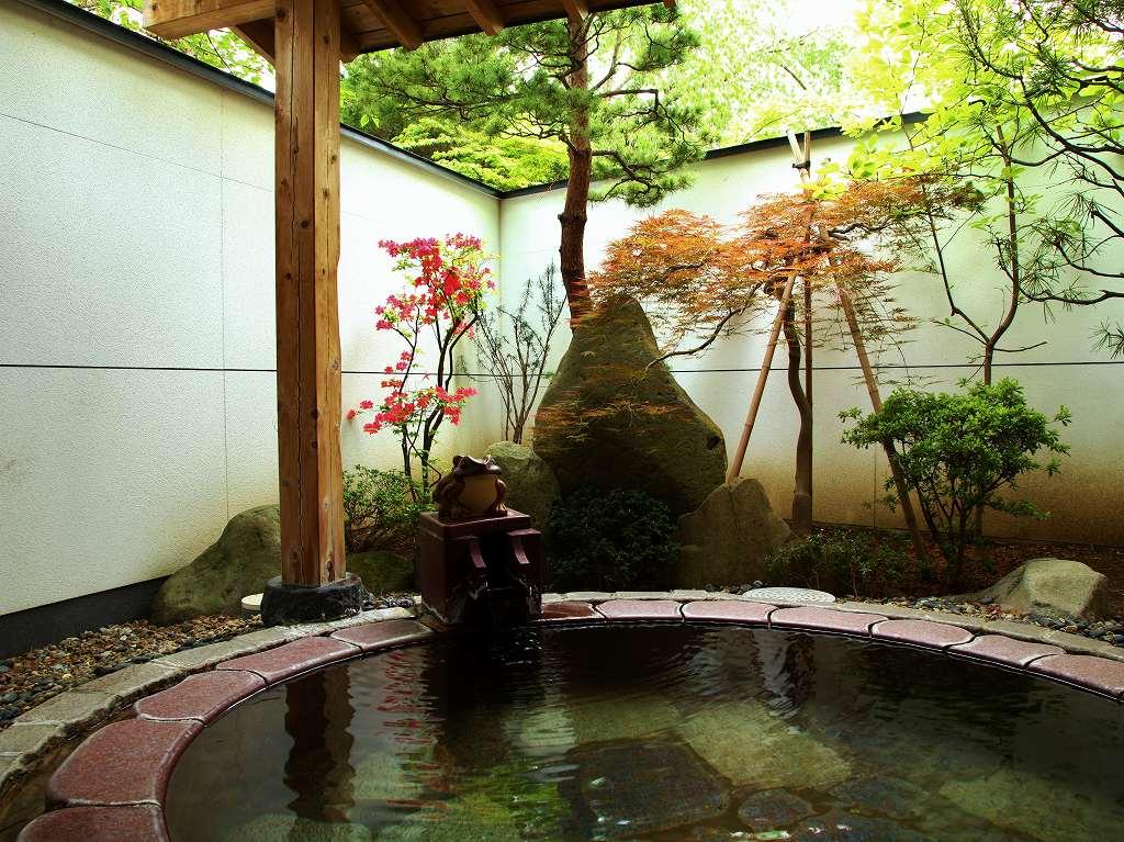 画像: ほほえみの宿つるや 温泉(イメージ)