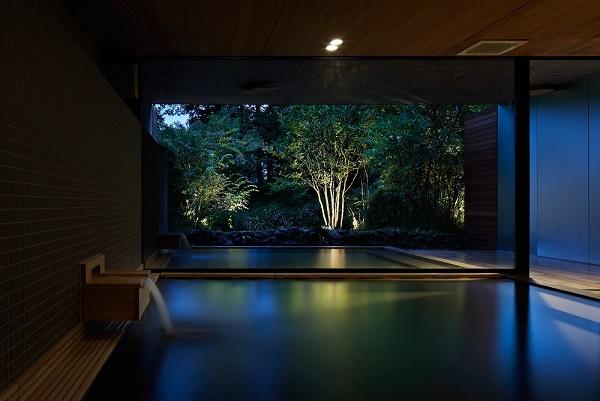 画像: 星野リゾートリゾナーレ那須 大浴場(イメージ)