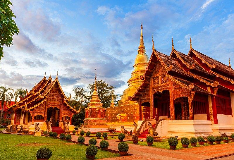 画像: 【96753】<まちあるき>『タイ北部の古都チェンマイ・チェンライまちあるき&ネイチャーウォーク6日間』~ナイトマーケット・象乗り・首長族など女性にも人気のチェンマイへ~|クラブツーリズム