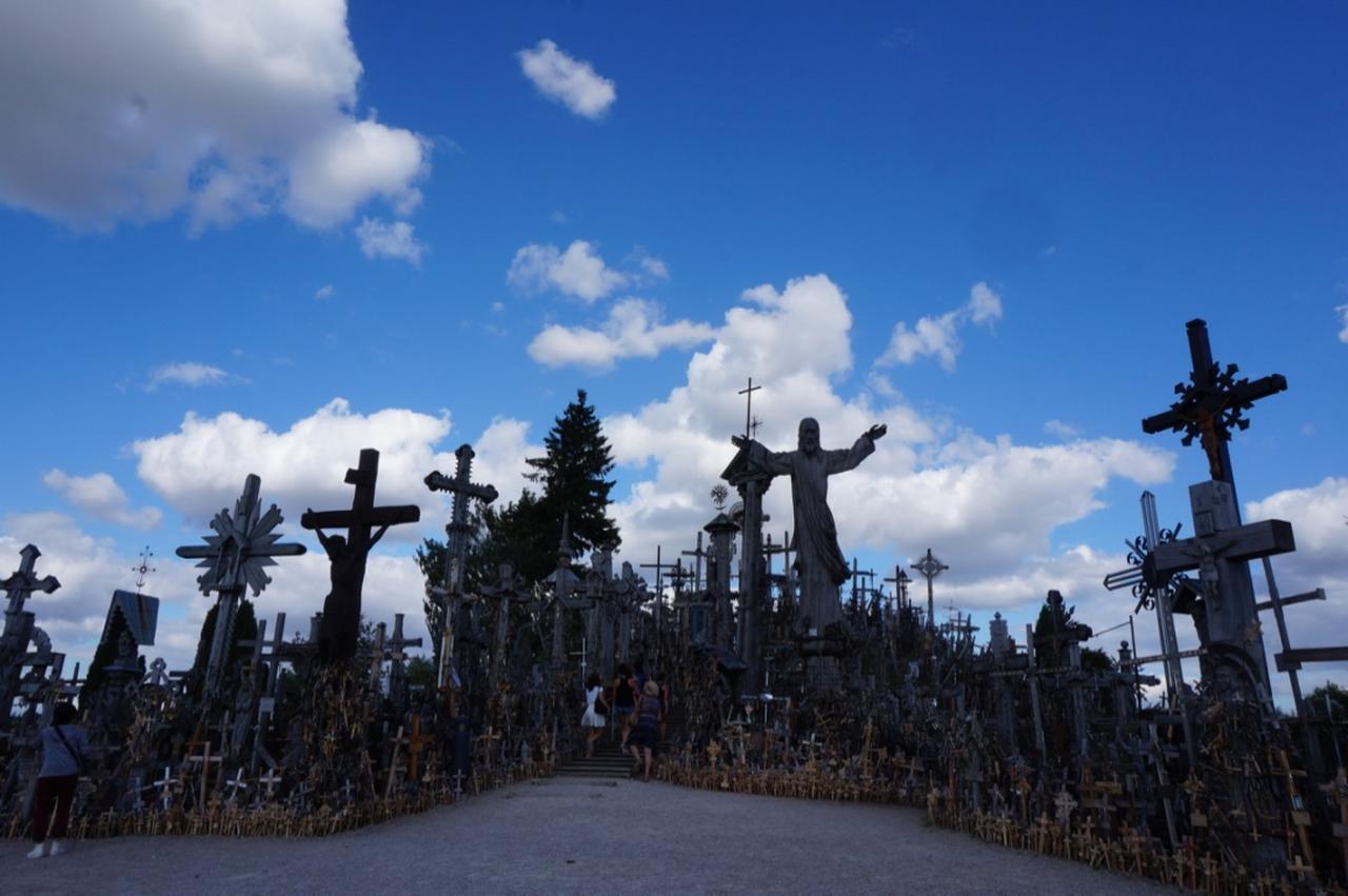画像7: ツアーはマラソンを終えて帰国するプランとバルト三国をめぐる 観光つきのプランがあります。