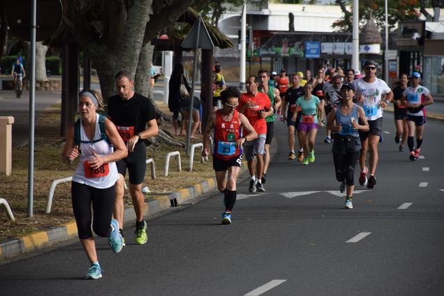 画像4: マラソンコースは平坦で走りやすい
