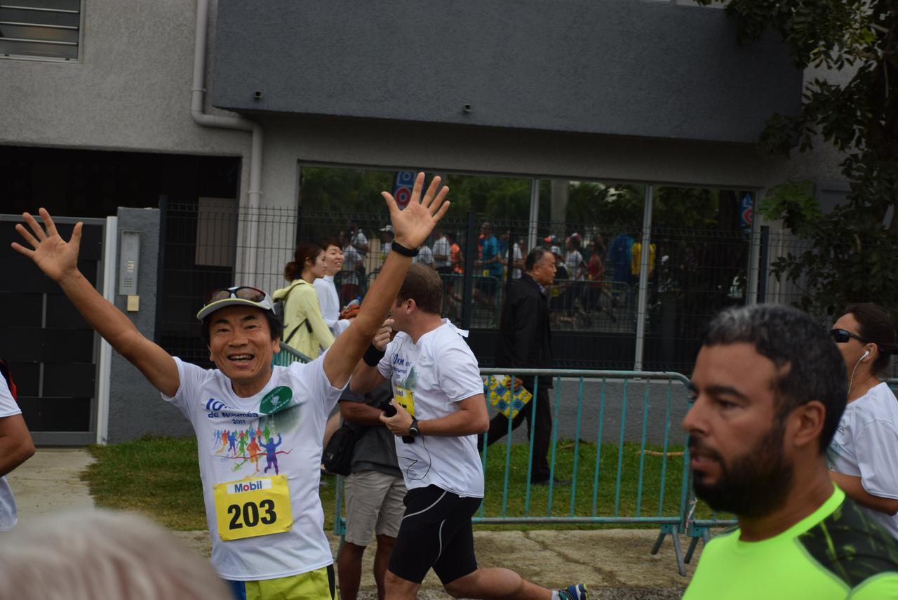 画像3: マラソンコースは平坦で走りやすい