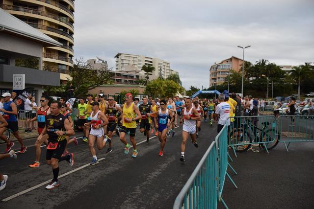 画像1: マラソンコースは平坦で走りやすい