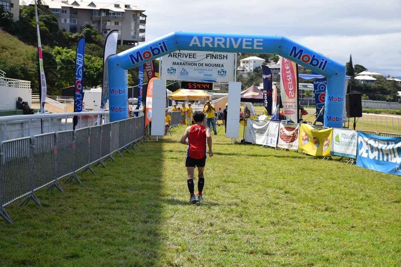 画像9: マラソンコースは平坦で走りやすい
