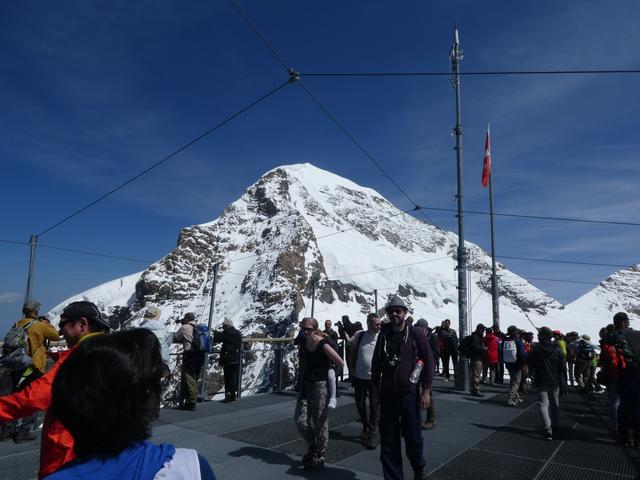 画像1: 【ユングフラウヨッホ観光とアイガー北壁展望ハイキング】