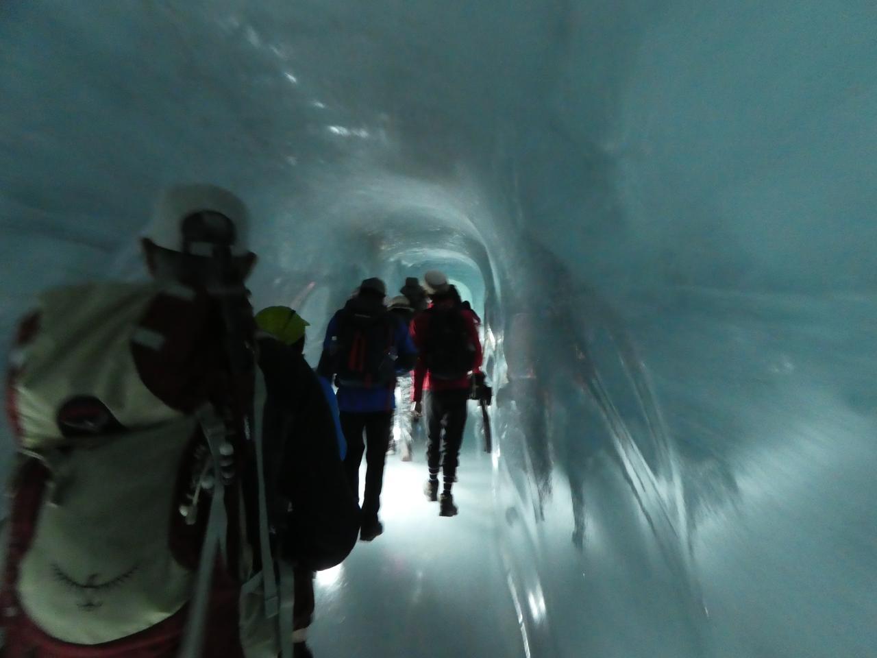画像2: 【ユングフラウヨッホ観光とアイガー北壁展望ハイキング】