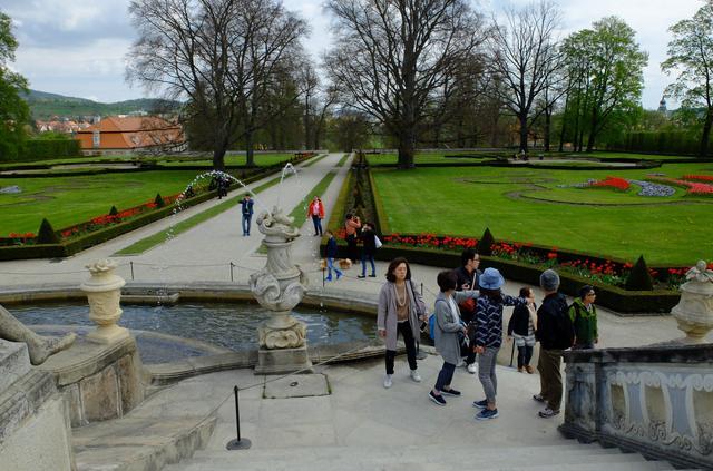 画像1: マラソンの後は観光。チェスキークルムロフとウィーンへ