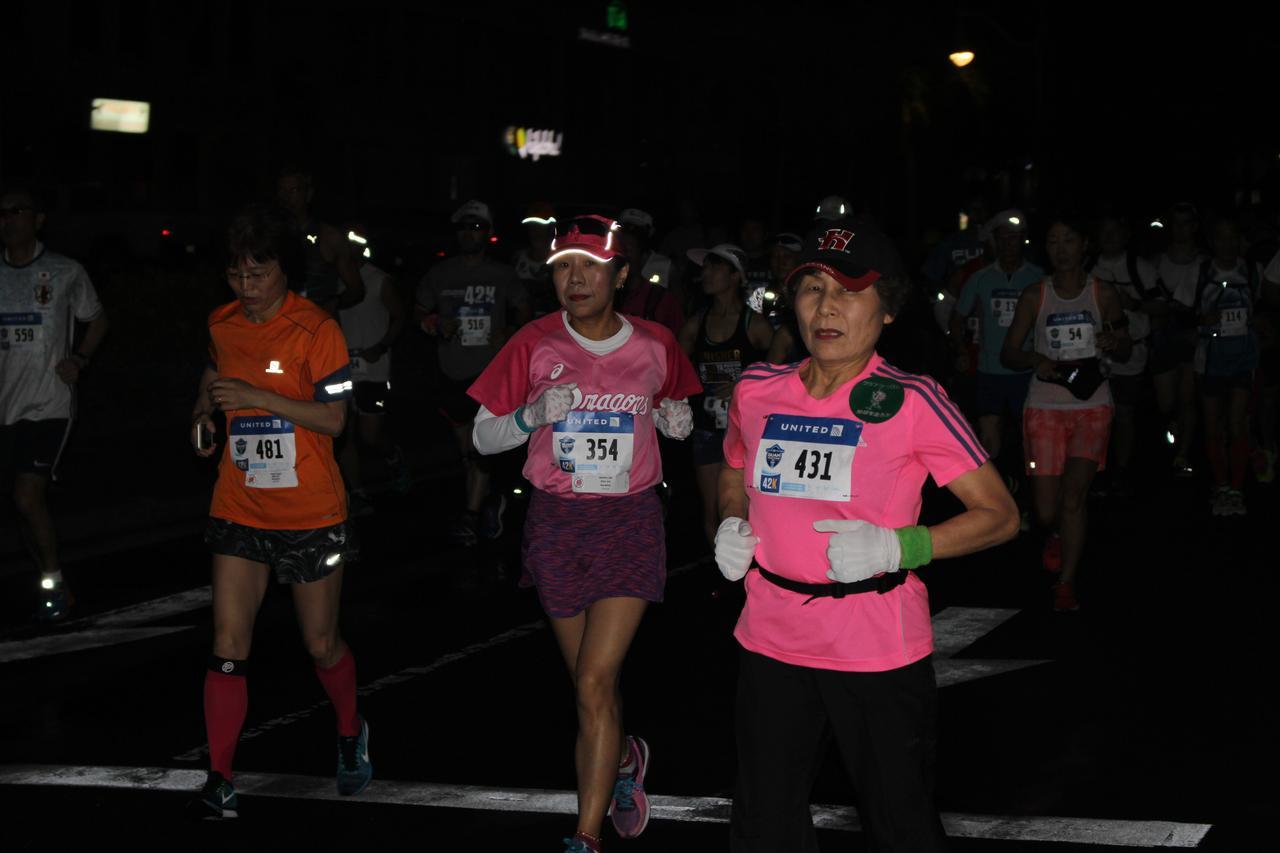 画像5: 4月9日グアムマラソン当日