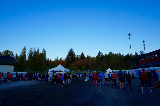 画像2: いよいよマラソン当日!フル・ハーフのスタートはビクトリアパーク