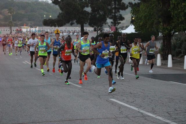 画像3: いよいよロサンゼルスマラソン当日