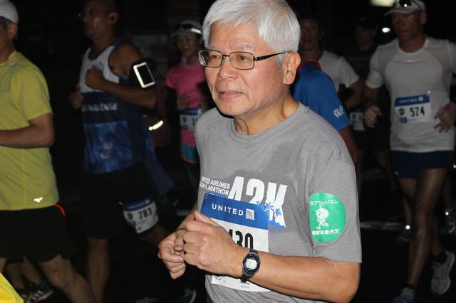画像7: 4月9日グアムマラソン当日