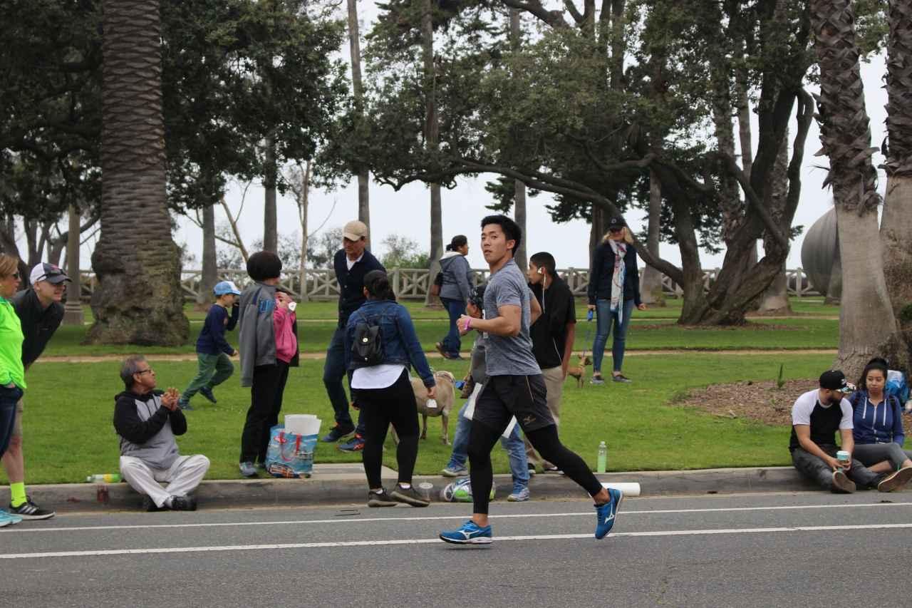 画像7: いよいよロサンゼルスマラソン当日