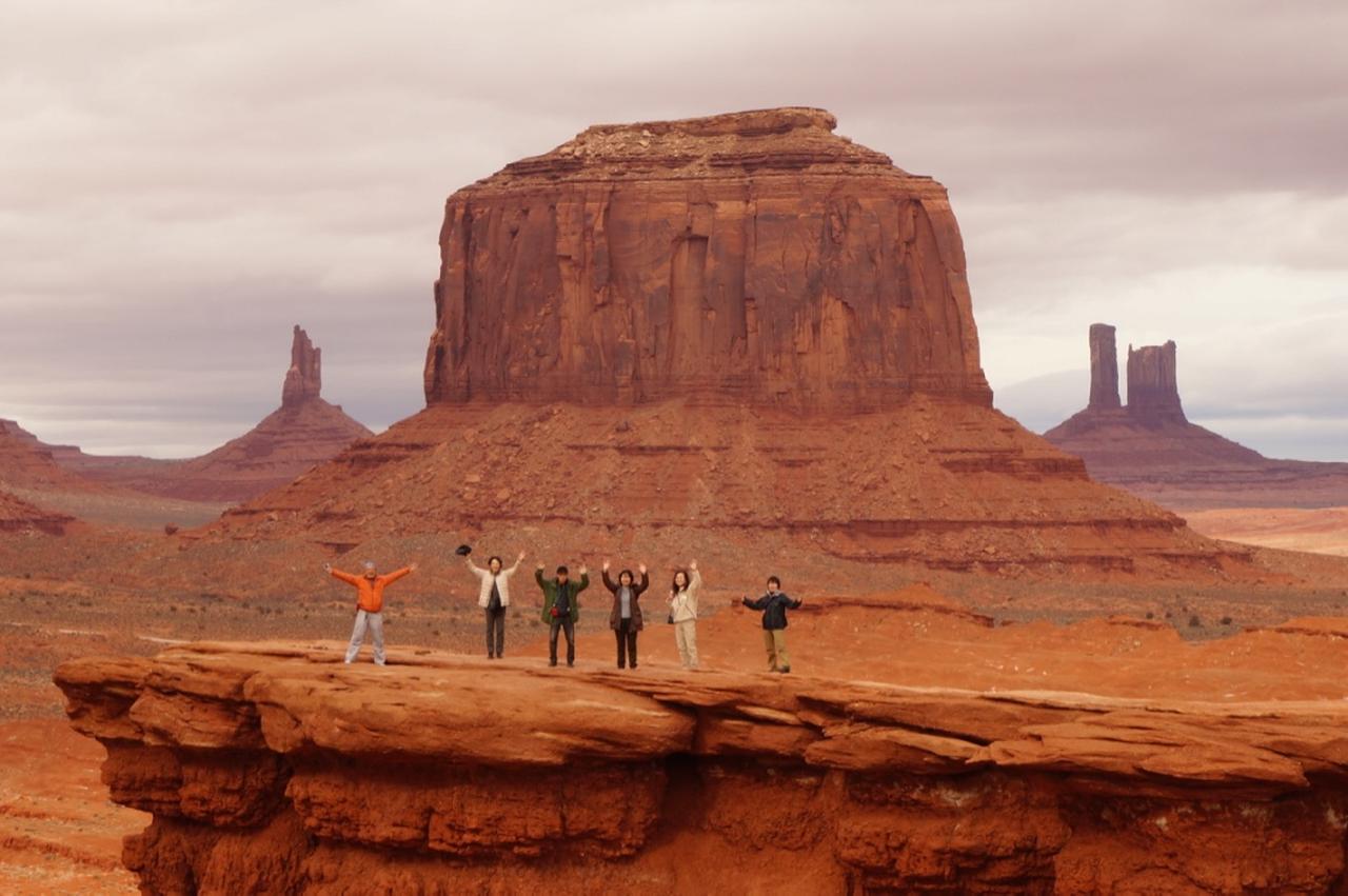 画像8: セドナを満喫したあとは、絶景の連続・グランドサークルへ