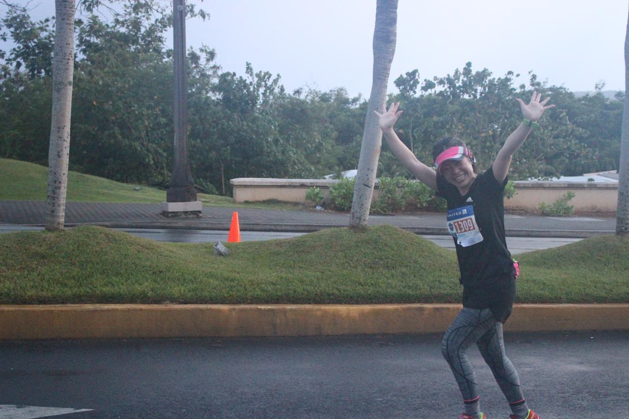 画像8: 4月9日グアムマラソン当日