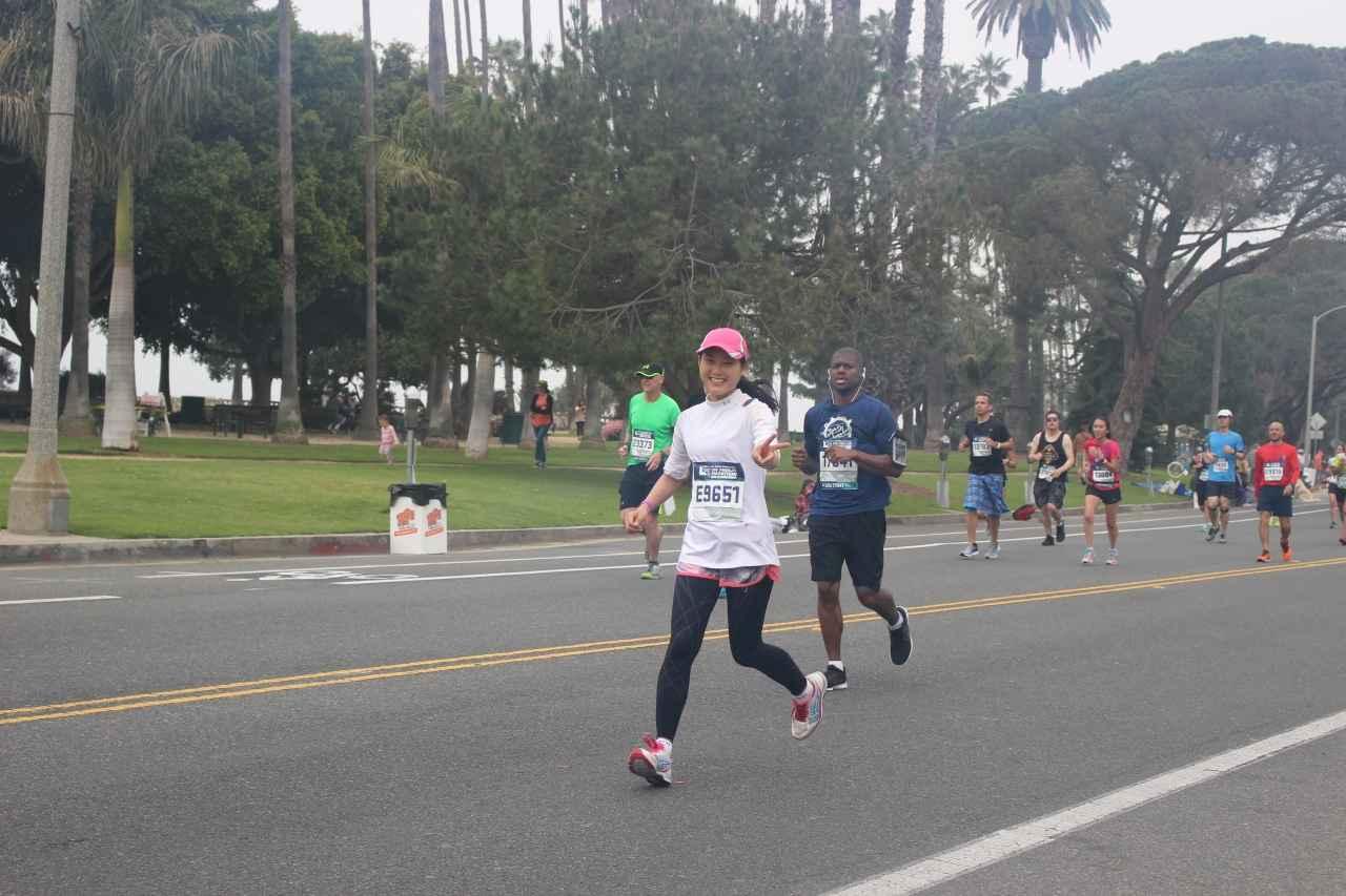 画像6: いよいよロサンゼルスマラソン当日